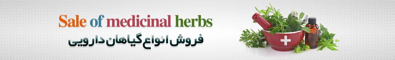 فروش انواع گیاهان دارویی